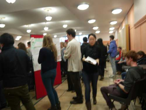 First Year Poster Session